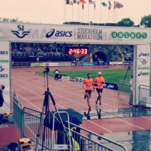 Stockholm Marathon 2015